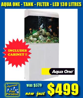 Aqua One 620T Aquarium