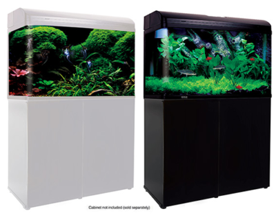 850 AquaStyle 165L Curved Glass Aquarium