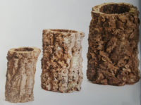 Portuguese Cork Hide - Hollow Tube