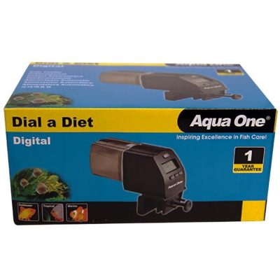 Aqua One Dial-A-Diet Automatic Fish Feeder