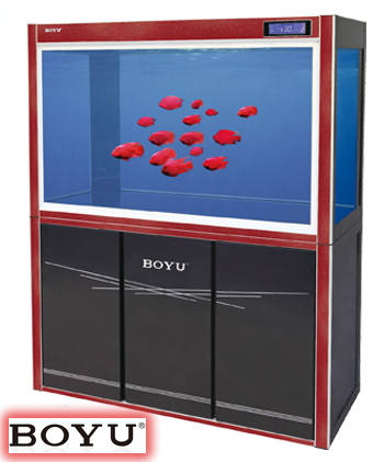 BOYU LB 1200 RED AQUARIUM