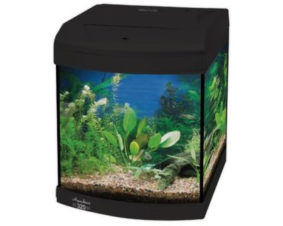 Aquastart 320 Black Aquarium