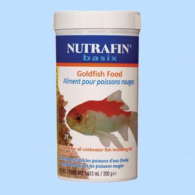 Food - Goldfish