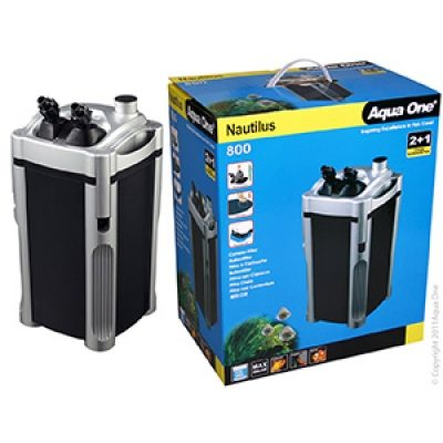 Aqua One Nautilus 800 Canister Filter