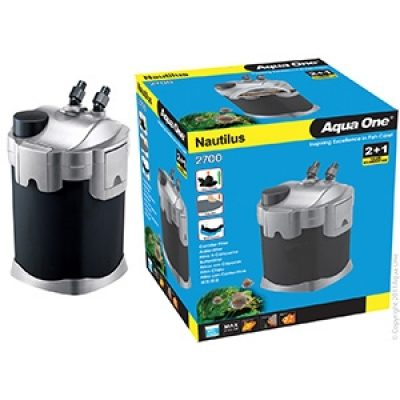 Aqua One 2700 Canister Filter