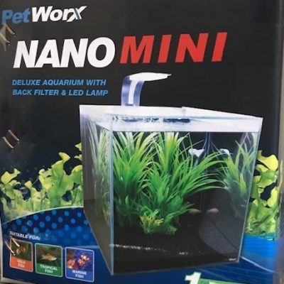 Nano Mini Aquarium 10L