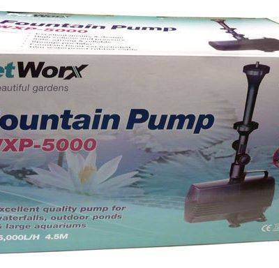 Petworx Fountain Water Pump WXP-5000
