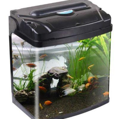 Petworx Scenic 400 Aquarium (Black)
