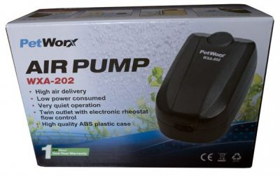 Petworx WXA-202 Double Air Pump