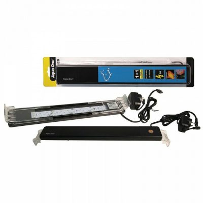 Aqua One Extendable LED 25-45cm