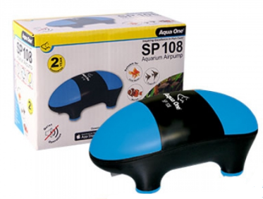 SP108 Single Outlet Air Pump