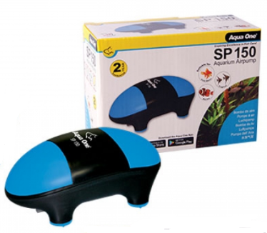 SP150 Single Outlet Air Pump