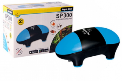 SP300 Twin Outlet Air Pump
