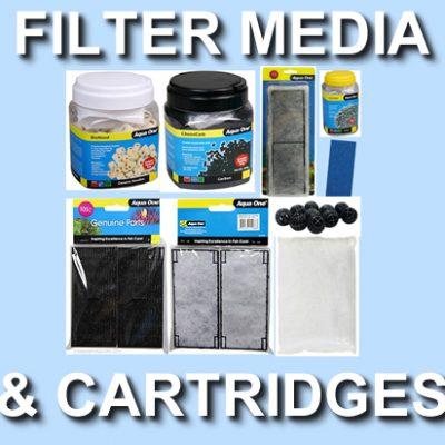 Filter Media & Cartridges